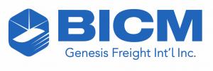 BICM GENESIS FREIGHT INTERNATIONAL INC