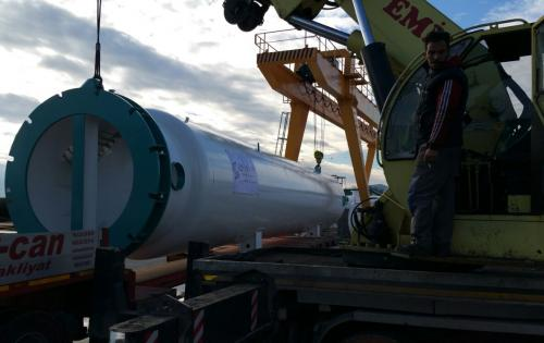 Element Complete Project Cargo Move from Turkey to Iran by Road