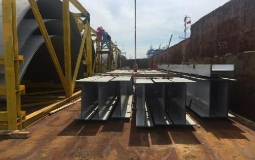 Cuchi Shipping Handle Large Sea-Barge Shipments from Vietnam to Malaysia