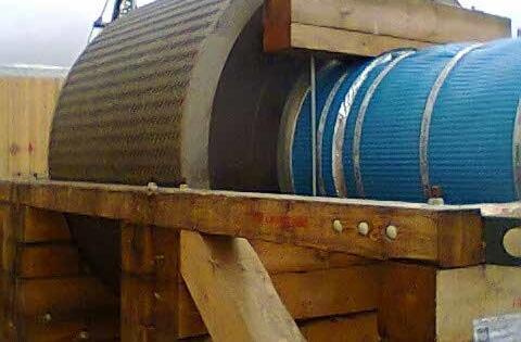 Green Channel Arrange Breakbulk Shipment from Germany to India