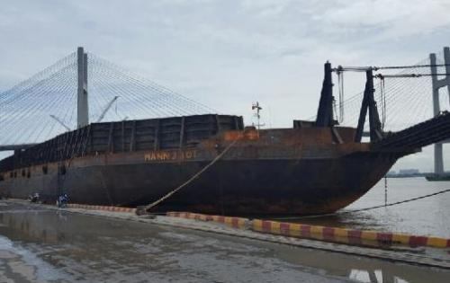 Cuchi Shipping Completes Another Sea-Barge Shipment from Vietnam to Malaysia
