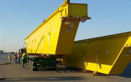 Turk Heavy Transport Complete Oversized Cargo Project
