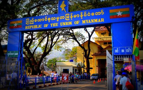 Myanmar Cross Border Transportation from CEA Project Logistics