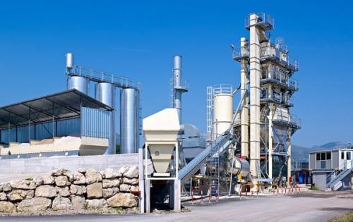 Fortune Move Big Asphalt Mixing Plant