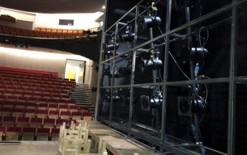 Jacky Line Handle Complex Project for Prestigious Theatre