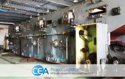 CEA Myanmar Continue Ongoing Bottle Plant Project