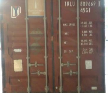 JS World Freight Distributor Handle 250tns of Seafreight to Bangladesh