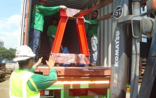 JS World Freight Distributor Handle Shipment from Singapore to Thailand