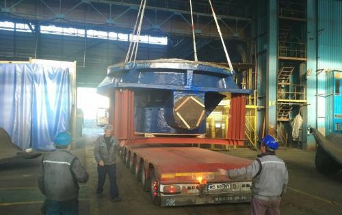 Wirtz Shipping in Belgium Showcase their 2016 Project Cargo Work