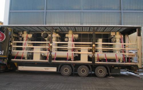 Fairplay Shipping Handling Transport for Long-Term Windmill Projects