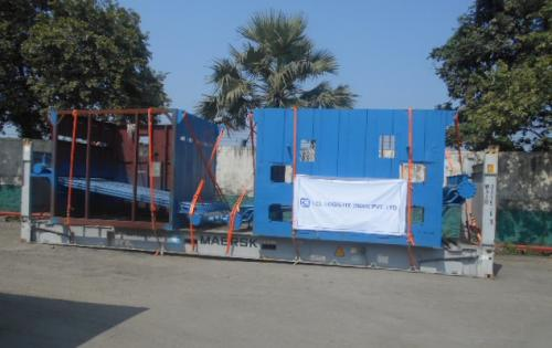 LCL Logistix Completes Long-Term Project from India to Ethiopia