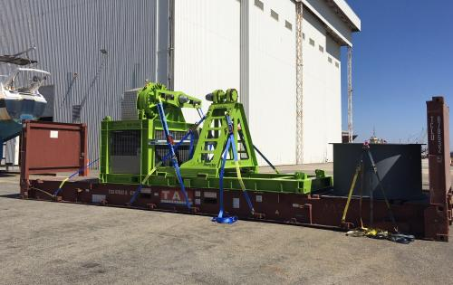 Westlink Delivering 2 Spooler Units for Taiwan Offshore Project