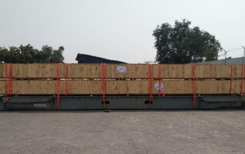 LCL Logistix Handle Shipment of Pipes from India to Indonesia