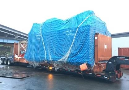 Westlink Logistics Move Cargo to the USA for Power Industry Projects