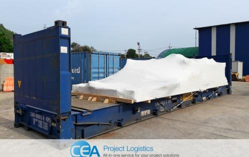 CEA Thailand with Demobilisation & Export Project