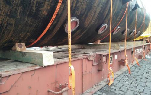 LCL Handle Project Cargo Move from Nhava Sheva to Durban