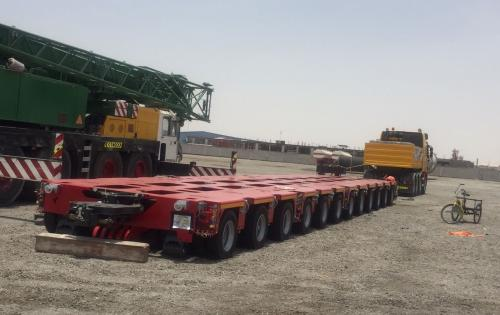 WSS & Europe Cargo with Time Bound Shipment from Belgium to the UAE