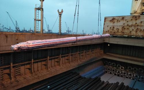 OLA Report Breakbulk Transport of Rotary Drilling Rigs