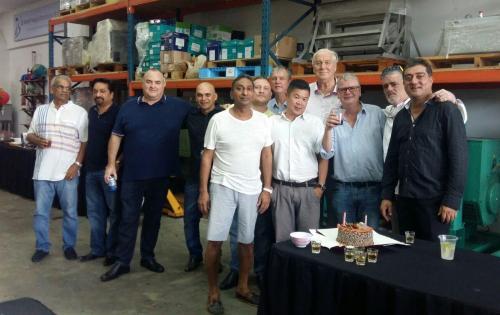 JS World Celebrating 15 Years of Success: 2002 - 2017