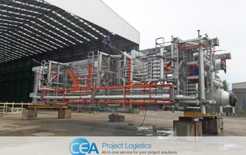 CEA with Ethoxylation Plant Project