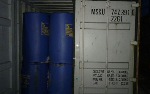 V-Care in India Handle Dangerous Goods Cargo