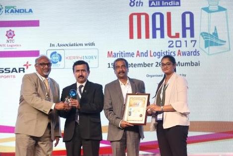 LCL Logistix Chosen as 'Freight Forwarder of the Year - Containerized' by MALA