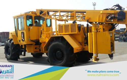 Al Nahrain Delivers Cargo for Oil Exploration Company in Iraq