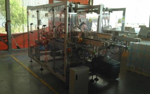 WSS Handles Movement of Delicate Packaging Machine