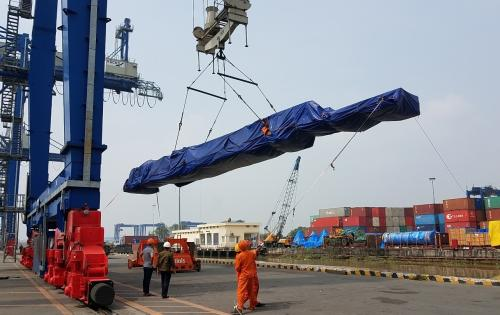 Cuchi Shipping Handle Over-Length Cargo in Vietnam
