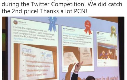PCN 2017 Annual Summit Twitter Competition Entries!