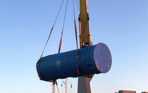 Tandem Logistics with Breakbulk Shipment from India to Tunisia