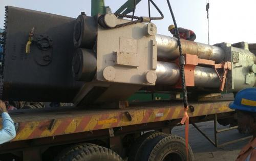 Athena Move Heavy Machinery for the Tile & Ceramic Industry