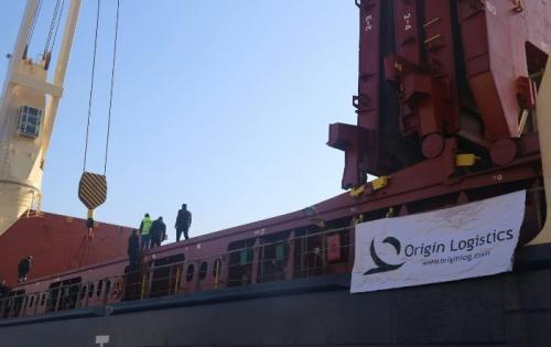 Origin Logistics Deliver to 4 Different Clients in Turkey
