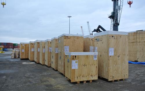 Fortune Load Project Cargo Like a Game of Tetris!