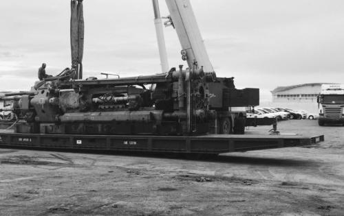 Tandem Logistics Move 95tn Piece from Tunisia to South Korea