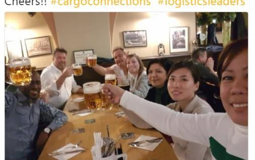 Cargo Connections 2018 Annual Assembly Twitter Competition Entries!