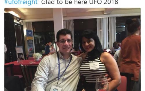 UFO 2018 Annual Meeting Twitter Competition Entries!