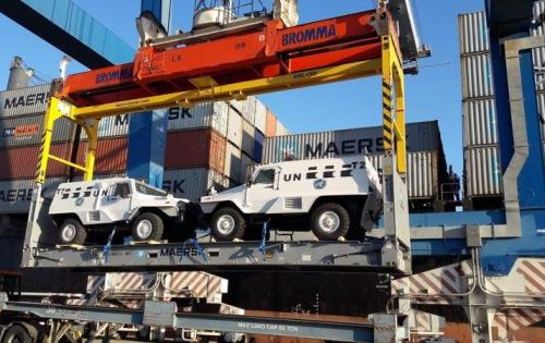 Oceanic Logistics in Cyprus Share their 2017-18 Work