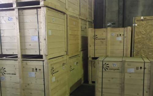 Alpha Maritime Deliver to Somalia and the Maldives for the Aerospace Industry