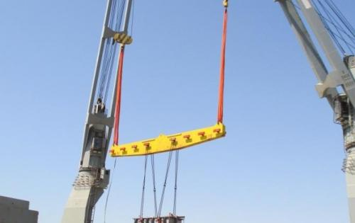 Turk Execute Transportation of Transformer in Bahrain