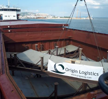 Origin Logistics with Transshipment of Cargo in Derince