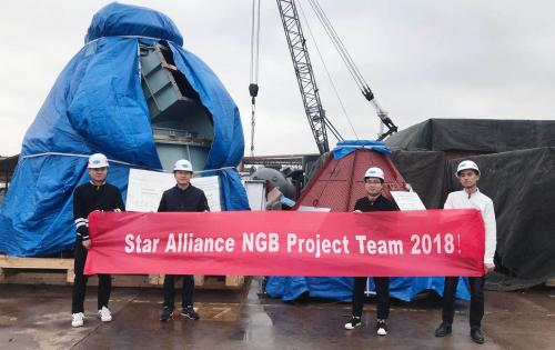 Ningbo Star Alliance Deliver Troublesome Cargo