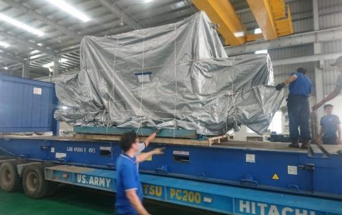 Cuchi Shipping Move Steel Factory