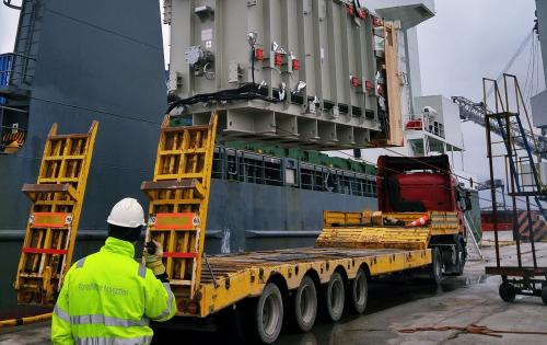 BATI with Several Successful Project Cargo
