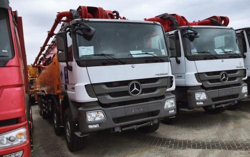 Star Shipping Handle Hydraulic Excavator Shipment