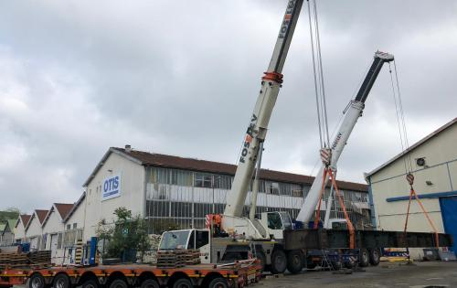Wirtz Shipping in Belgium Show their 2019 Work So Far