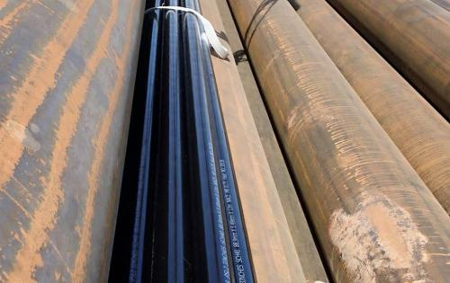 Wilhelmsen UAE Fix Pipe Shipment from China