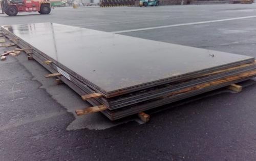 Wilhelmsen UAE Fixes Shipment of Steel Plates to India