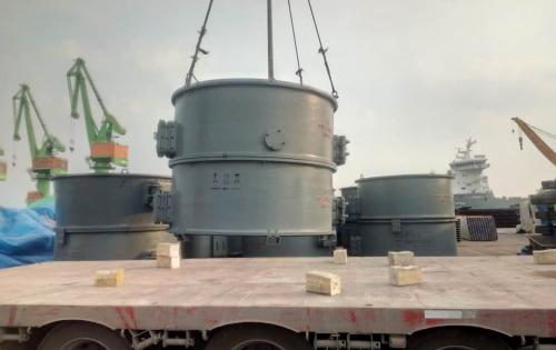 Uni-Home with Breakbulk Shipment from China to Iran