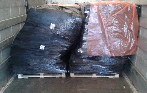Synergy with Transport of Plastic Bags from Turkey to Greece